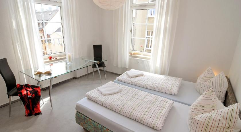 Double Room Pension Müllers Alte Backstube