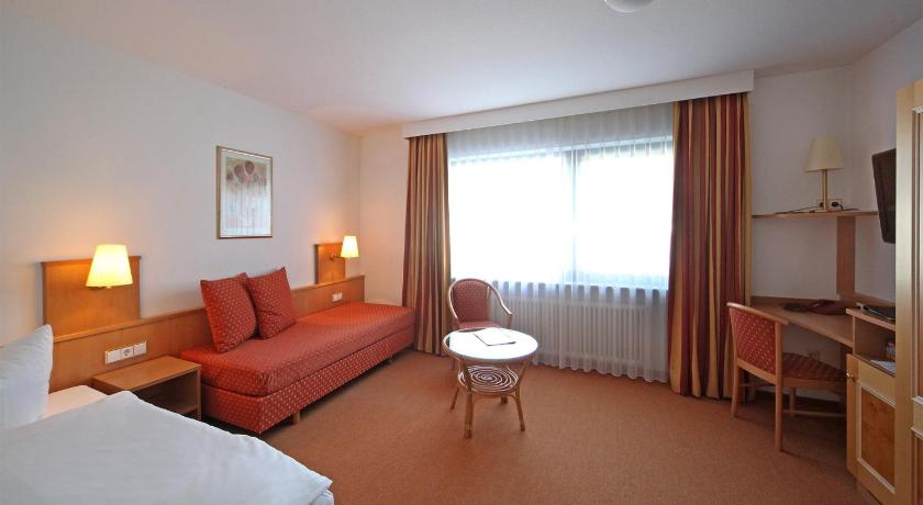 Single Room Hotel Engel