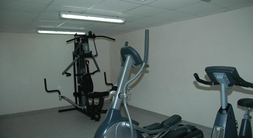 Fitness center Apartamentos Verger de Denia