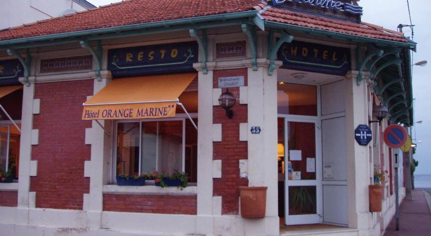 Hôtel Orange Marine