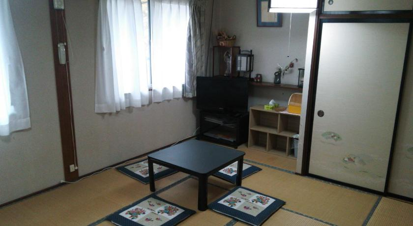 Japanese-Style Deluxe Room with Shared Bathroom Pension Yamadori