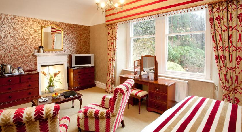 Deluxe Suite - Guestroom Lindeth Fell Country House