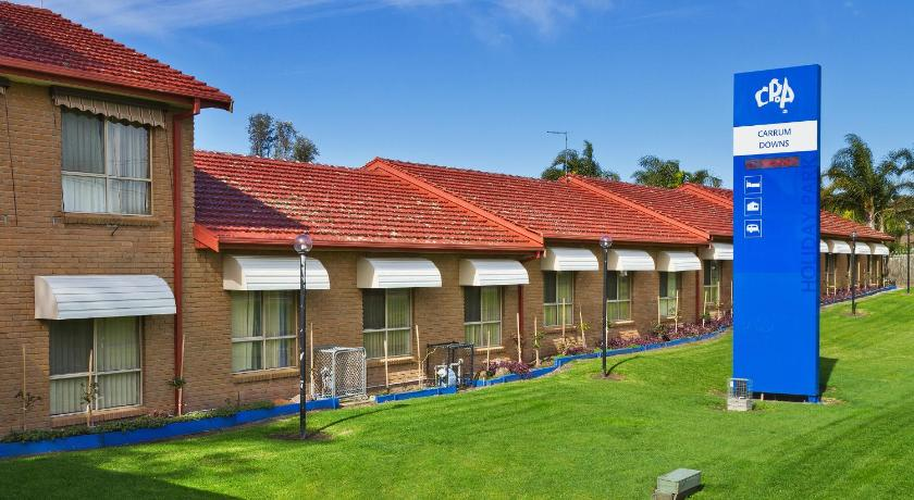 Familierom - Inngang Carrum Downs Holiday Park and Carrum Downs Motel