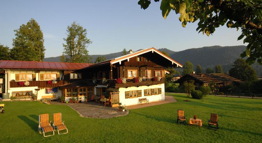 Ferienwohnungen Grünsteineck Grünsteinstr. 66 Schönau am Königssee