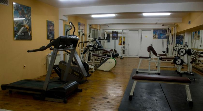 Fitness center Hotel Slaviani