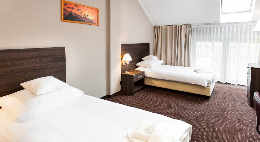 Standard Double or Twin Room - Guestroom Hotel Viki