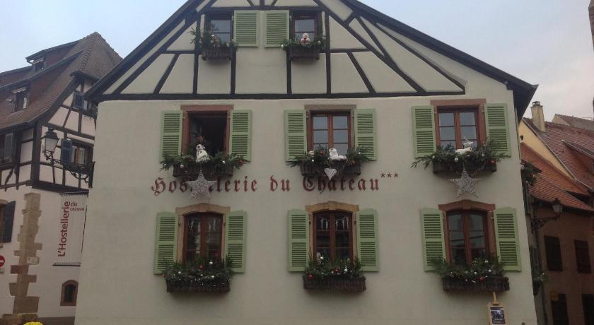 L'Hostellerie du Château 2 rue du Château Eguisheim