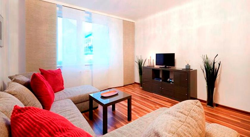 Spacious 2-rooms-flat nearby Citycenter