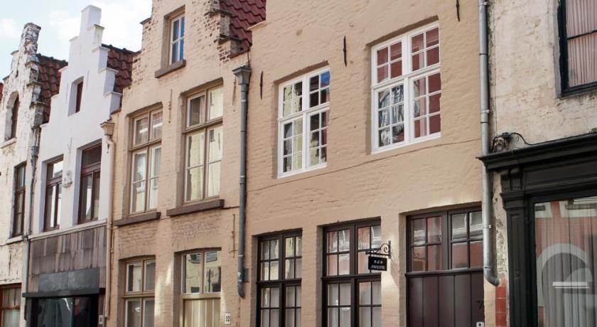 The Abiente Rooms Eekhoutstraat 30 Brujas