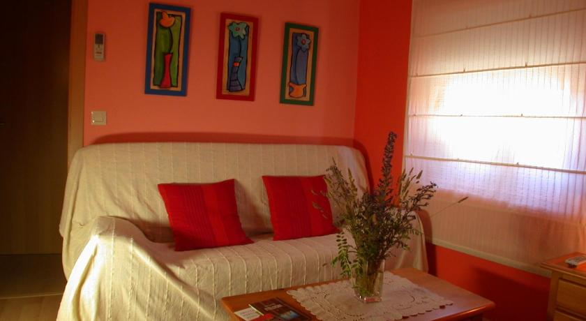 Double or Twin Room Casa Azulete