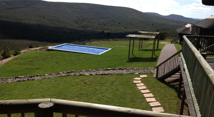 Piscina Hartenbos Private Game Lodge