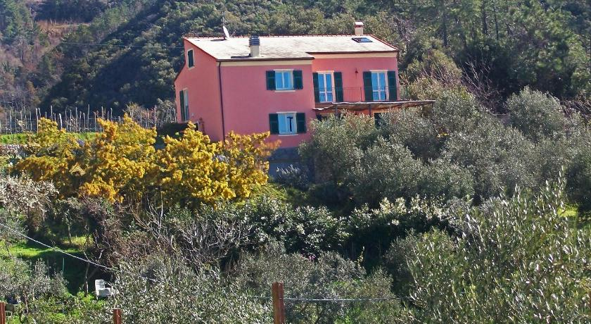 Holiday home Montaretto Bonassola