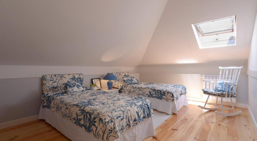 Drei Schlafzimmer Haus - Gästezimmer Feels Like Home Estoril Spacious House