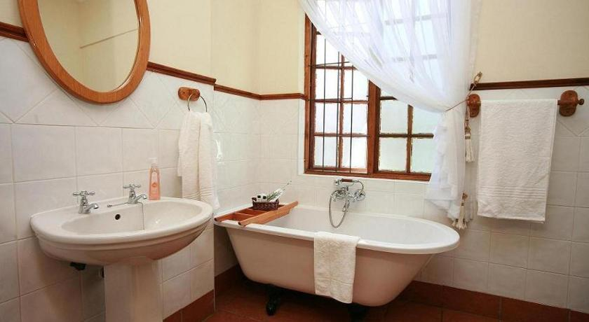 Baño Devereux Lodge