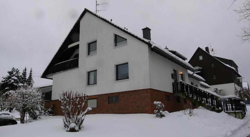 Apartment Vetter Am Bahnhof 8 Braunlage