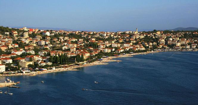 Apartments Paradise Okruski put 5a Okrug Gornji