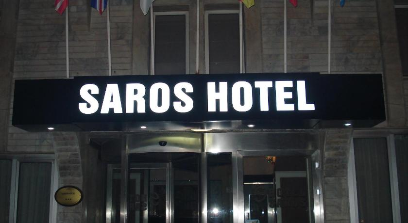 More about Saros Hotel