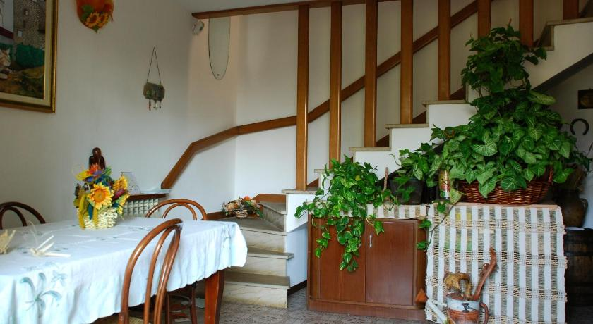 Lobby Bed and Breakfast Il Girasole