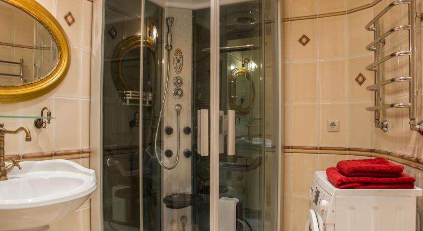 Bathroom VIP Apartment Minsk