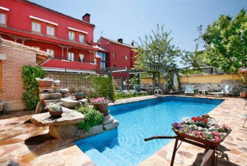 Hotel Rincon de Traspalacio 1