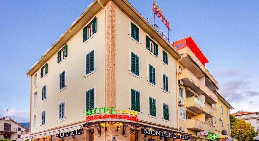 Hotel Montenegrino 21. Novembra 9 Tivat