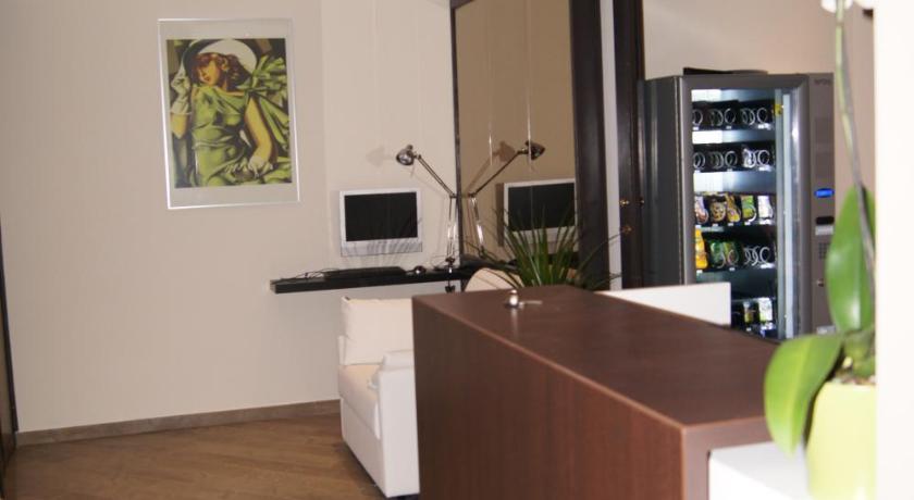 Mia Suites Via Francesco Crispi 10 Rome