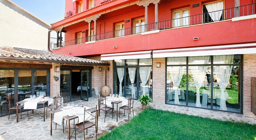 Hotel Rincon de Traspalacio 4