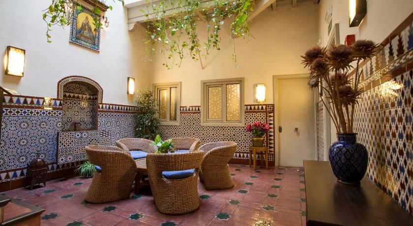boutique hotels sevilla  100