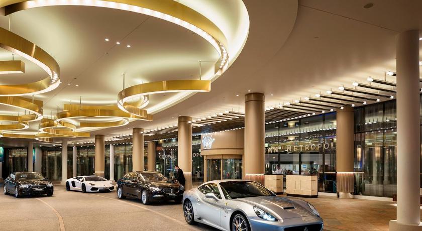 Crown casino melbourne postcode