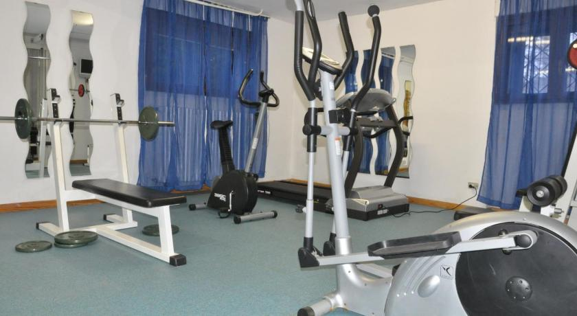 Fitness center Hotel Splendid