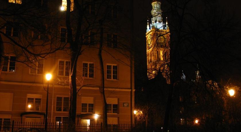 Apartament Przy Ratuszu ul. Ogarna 107e Gdansk