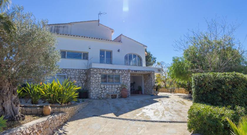 Abahana Villa Estrella Polar Calle Mar del Norte, 66 Moraira