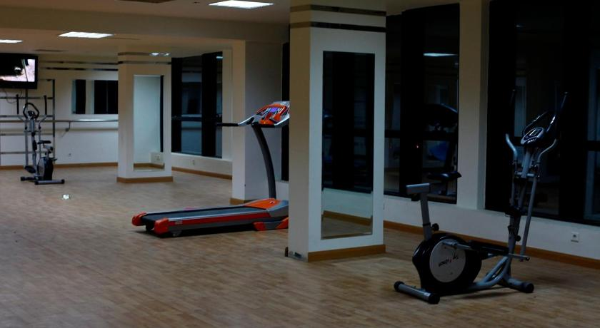 fitnesscenter Sinaway Lagoon Hotel and Spa