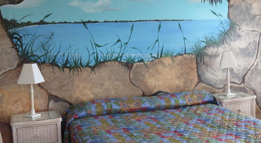 More About Beach Front Motel Cedar Key