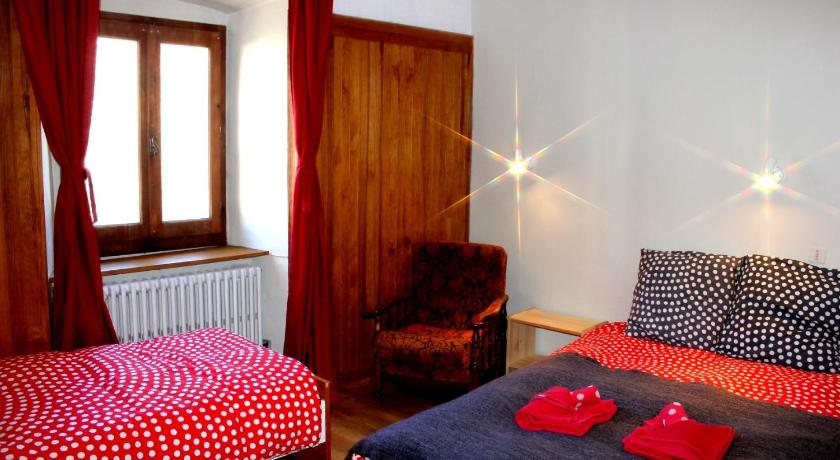 Double Room with Private Bathroom on the landing La Vieille Ecurie