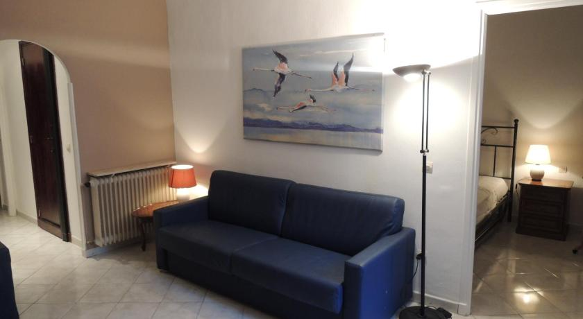 Two-Bedroom Apartment (5 Adults) - 12 Rue Georges Clemenceau - غرفة معيشة منفصلة ACCI Cannes Clemenceau