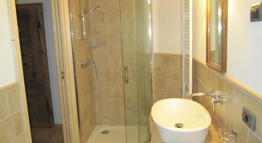 Double Room - Bathroom Bed & Breakfast Campaciol