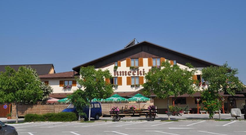 Penzion Kmečki Hram Tomačevska cesta 50 Ljubljana