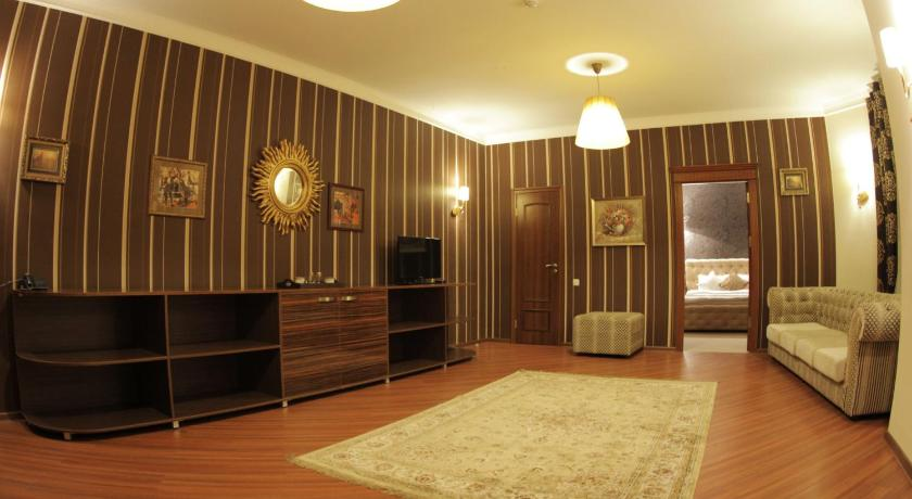 جناح بشرفة Charleston Boutique Hotel Astana