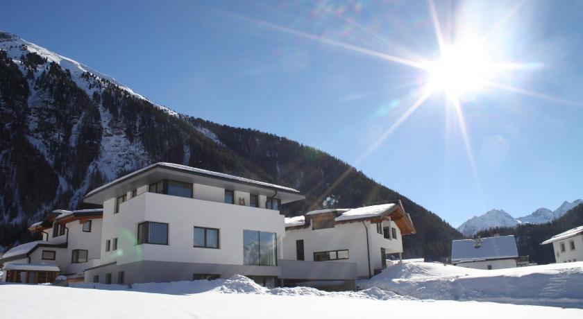 Appartement Falkner Manuel Niederthai 141 Umhausen
