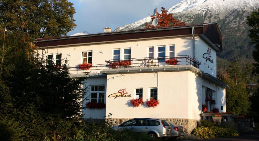 Penzion Villa Gerlach Novy Smokovec 40 Vysoké Tatry