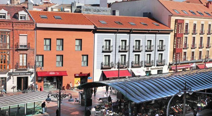 boutique hotels with family rooms en Valladolid  Imagen 11