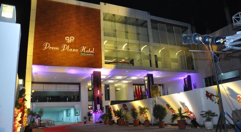 Hotel Prem Plaza | India Budget Hotels