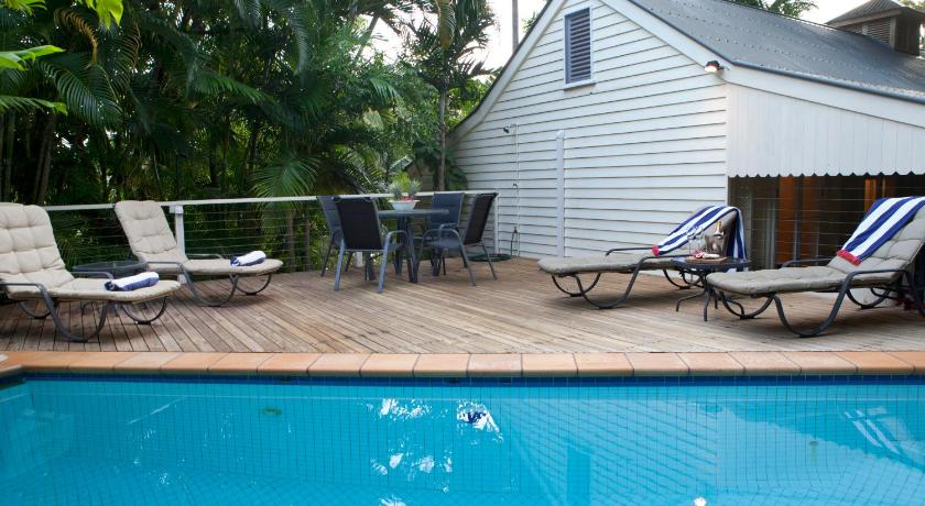 Swimming pool Port Douglas Cottage & Lodge