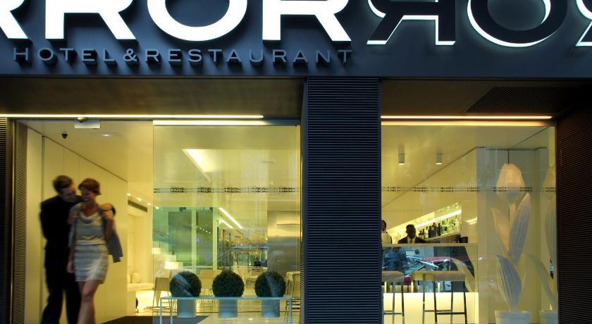 The Mirror Barcelona 7