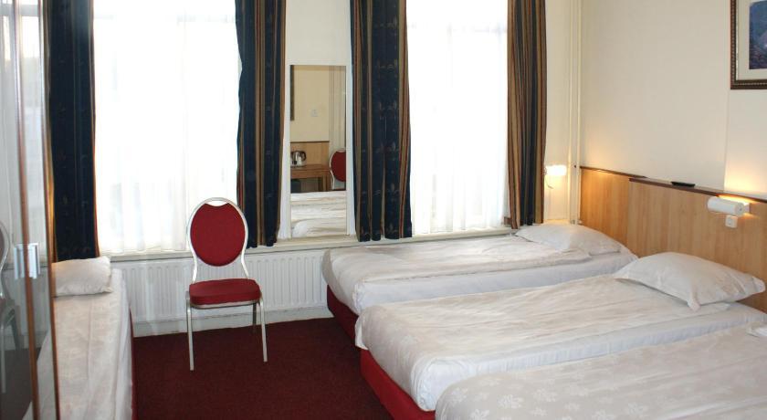 Hotel de Westertoren Raadhuisstraat 35 Amsterdam