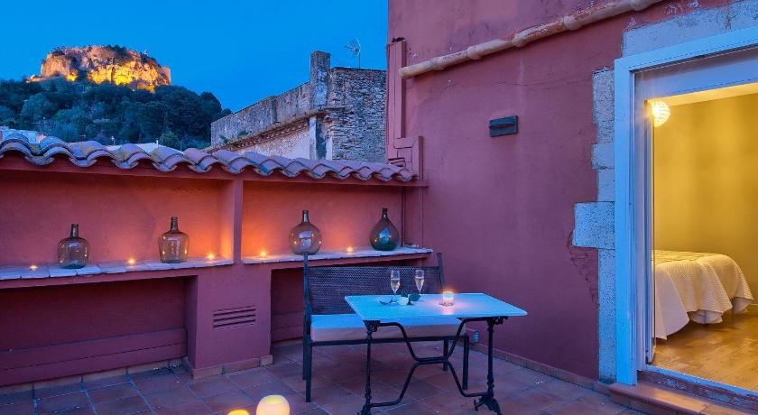 boutique hotels begur  190