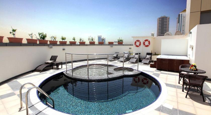 Elegant Xclusive Maples Hotel Apartment Pictures