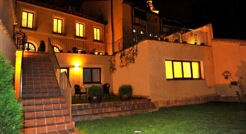 hoteles con encanto en castilla y león  383