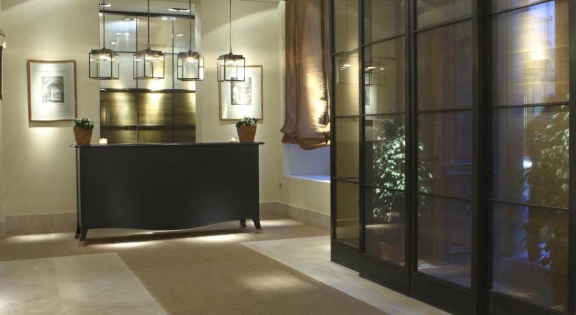 hoteles con encanto en granada  432